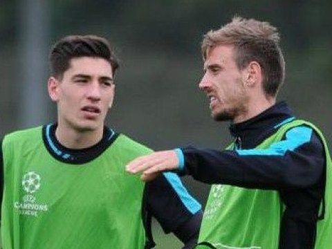 Arsenal fans claim Hector Bellerin and Nacho Monreal are the best full-back pairing in the world