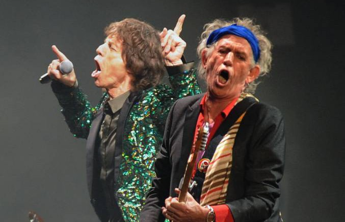 Got a few minutes to spare? Watch The Rolling Stones muck about on stage
