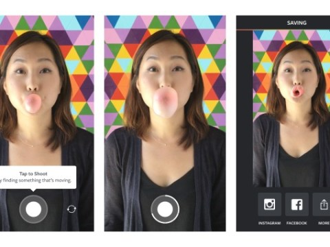 How to turn your selfies into cool videos using Instagram's Boomerang app