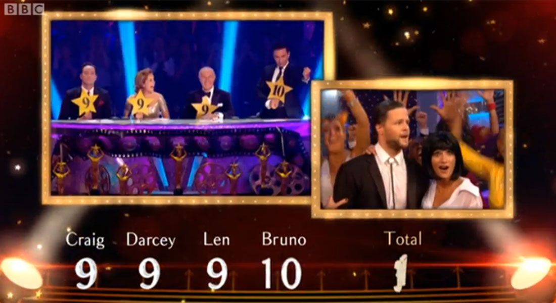 Jay McGuiness Strictly Come Dancing
