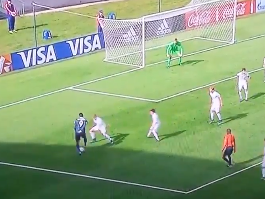 Arsenal's Jeff Reine-Adelaide performs sublime skills at U17 World Cup