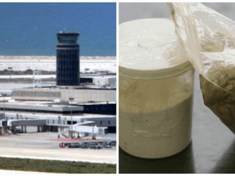 Saudi prince arrested after two tonnes of amphetamines are found on private jet