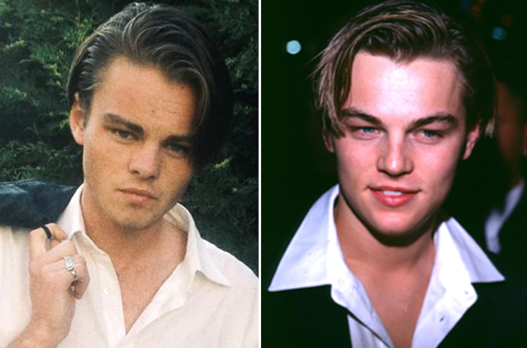 You'll do a double take at how much this Swedish guy looks like Leonardo DiCaprio