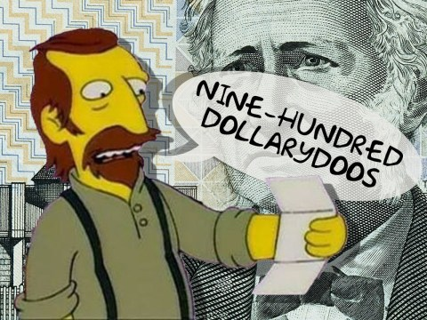 A Simpsons fan has started a petition to call the Australian currency 'Dollarydoos'