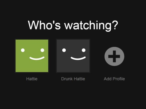 This girl set up a Netflix account for her drunk self and it was the best idea ever