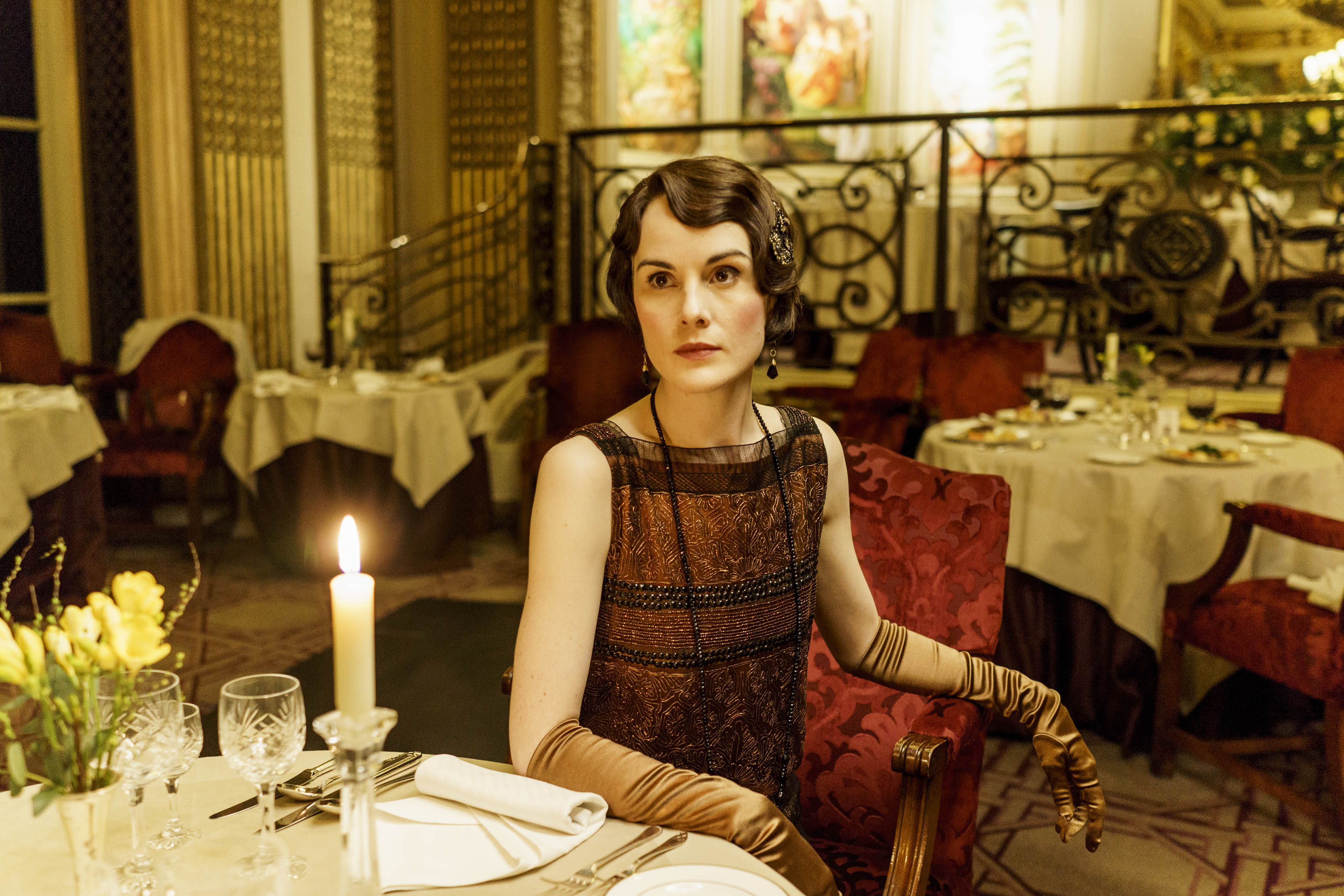 Downton Abbey, series 6, episode 4: There's unhappy rumblings below stairs and in Robert's tummy