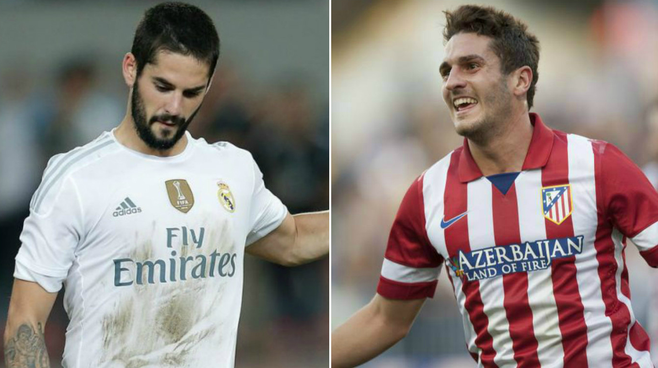 Manchester United eyeing transfer moves for Isco and Koke, say reports