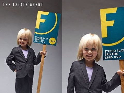 Call off the search, we've officially found the scariest Halloween costume of the year