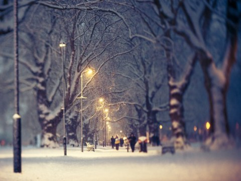 Will we have a White Christmas in the UK this year? Maybe, but you won't like it