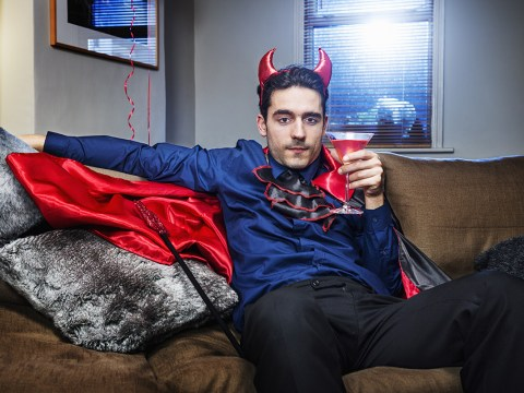10 signs you're too old for Halloween parties