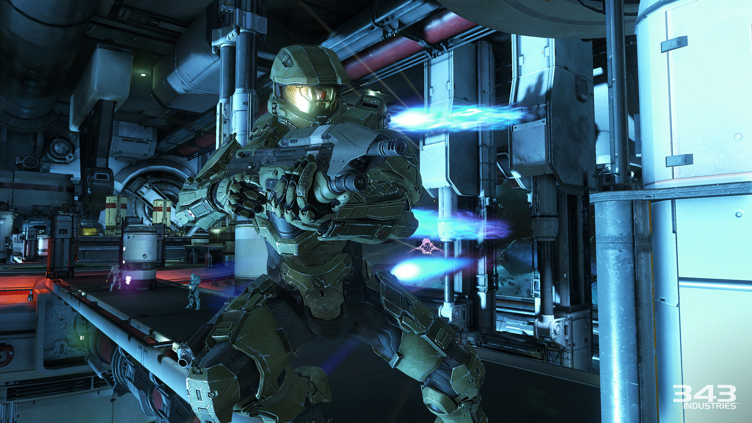 Halo 5: Guardians (XO) - the Chief is now a cameo in his own game