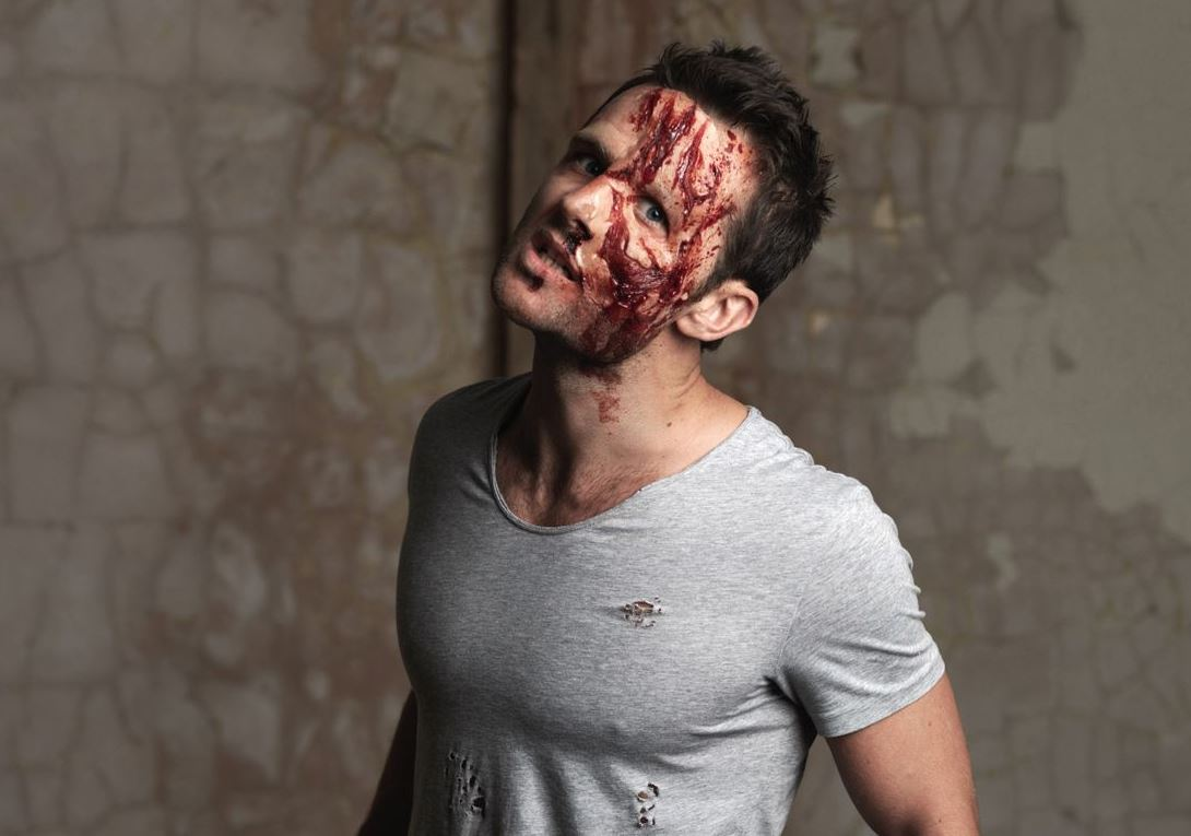 McFly's Harry Judd is the hottest zombie you've ever seen