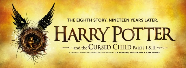 Harry Potter to return with a wife and three children in The Cursed Child play – with tickets on sale next week