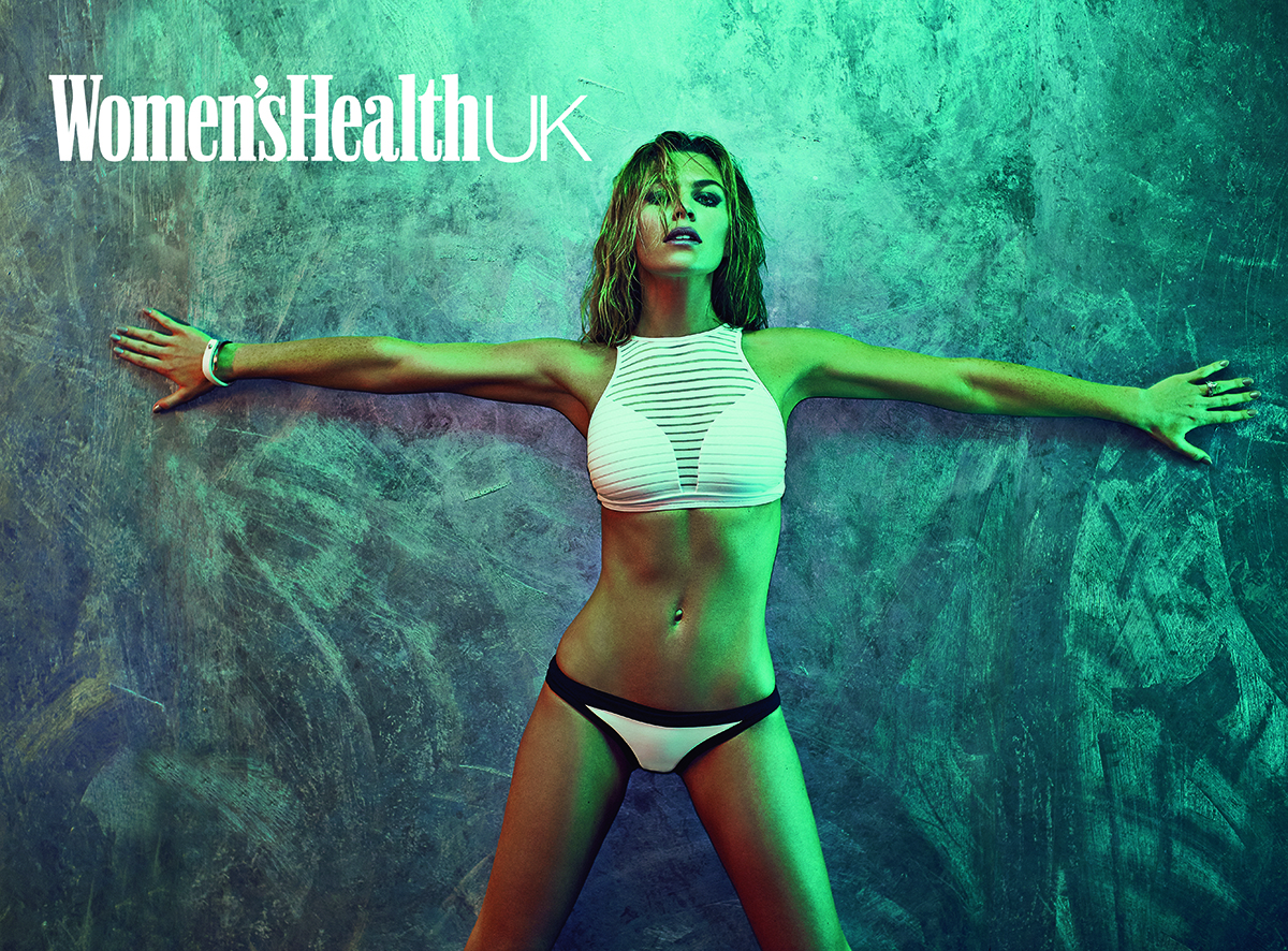 Abbey Clancy is too busy being a great mum to care what you think of her body