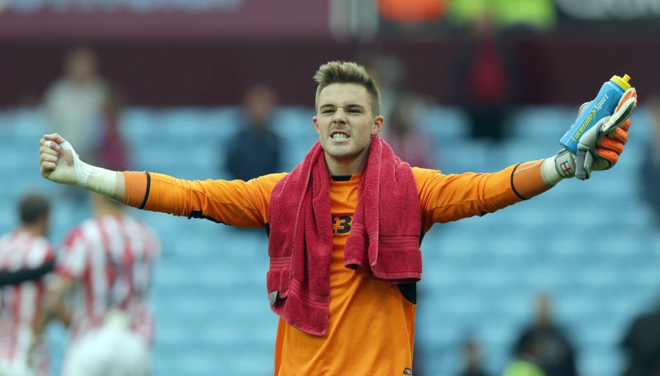 International break ideal for Stoke City as Jack Butland fights to be England number one