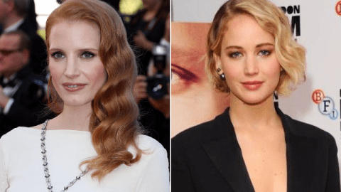 Jessica Chastain proud of 'brave' Jennifer Lawrence for gender pay gap essay