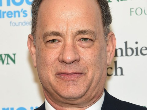 Tom Hanks' son Colin is the SPITTING IMAGE of his actor dad