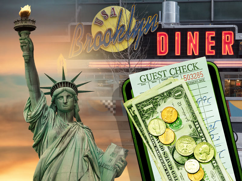Could this be the end of tipping? New York restaurants are banning gratuities