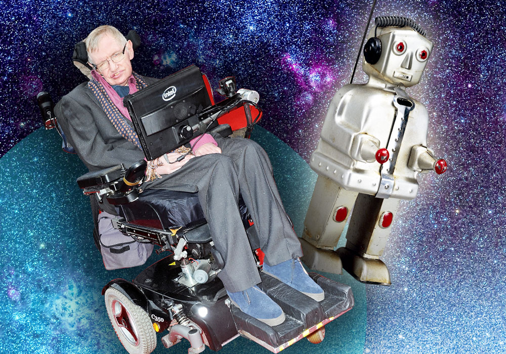 Stephen Hawking's AMA answers have been posted (they're really interesting) Credit: Metro/Getty