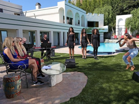 The X Factor 2015 Sunday: Rita runs the show at the Judges' Houses