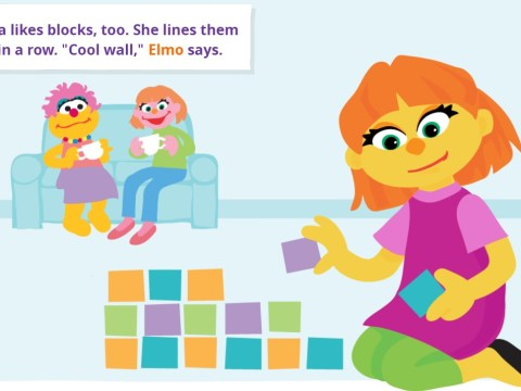 Meet Julia, Sesame Street's first character with autism