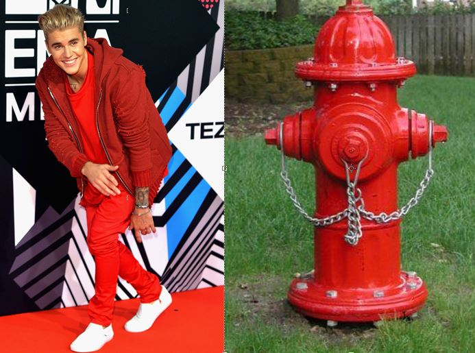 MTV EMAs 2015: Lots of celebrities looked like other things on the red carpet