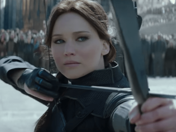 'Nothing can prepare you for the end': Katniss Everdeen has extra sass in the final trailer for Mockingjay Part 2