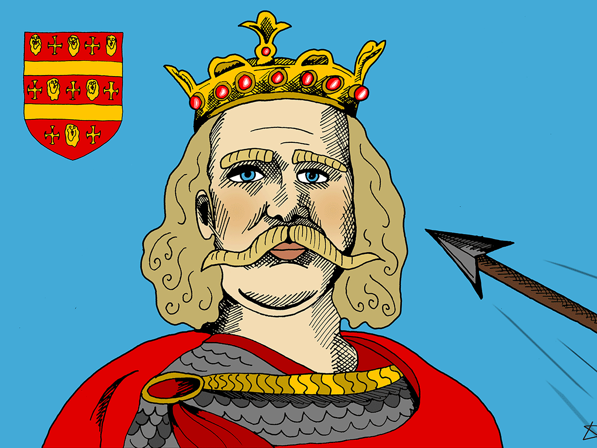 King Harold Day: 8 things you never knew about the guy who was 'shot in the eye'