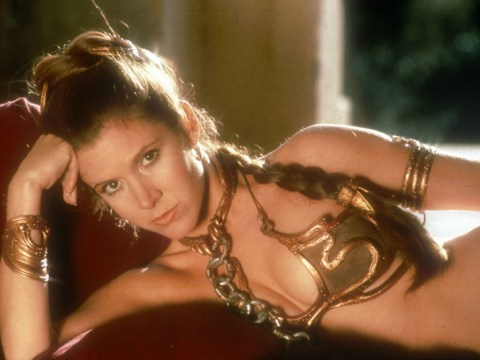 Guess how much Princess Leia's gold bikini sold for… Clue: A LOT!