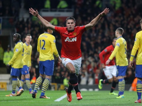 Manchester United would love to pile more pressure on soft Arsenal