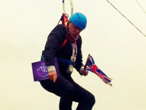 All because the lady would love to be a Milk Tray man….Cadbury on the hunt for new hero, or heroine