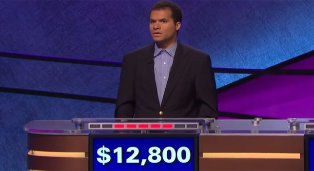 Jeopardy contestant Matt Jackson's smile and quiz skills are