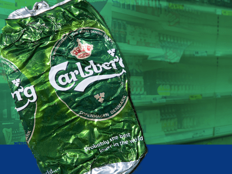 Carlsberg is the latest victim of Tesco's big brand cull