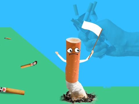 Hypnotherapist reveals how to quit smoking this Stoptober