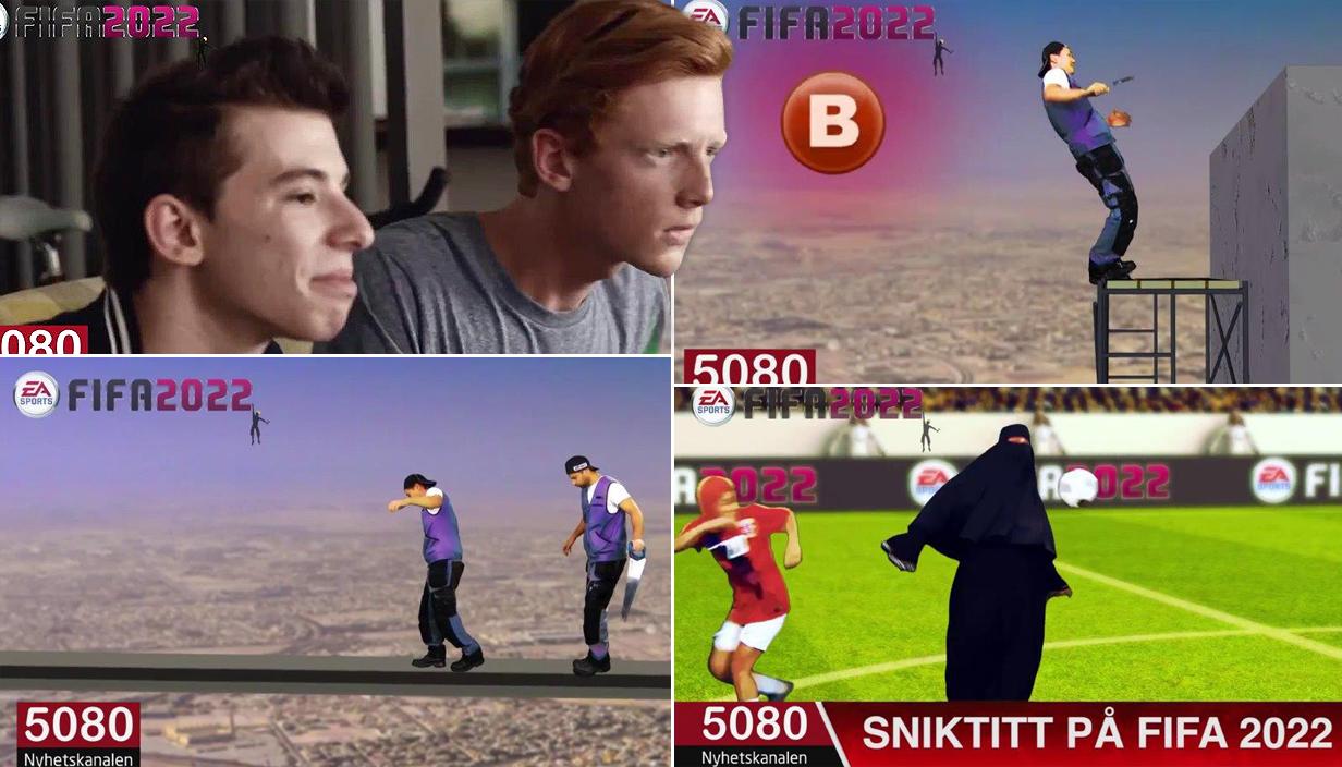 (Picture: YouTube/NRK Humor)