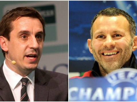 Manchester United legends Gary Neville and Ryan Giggs allow homeless protesters to stay at hotel site