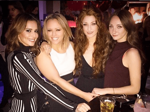 Sarah Harding seething at Nicola Roberts for leaving her off birthday invite list