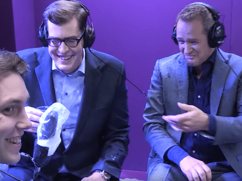 Pointless hosts Alexander Armstrong and Richard Osman take on Innuendo Bingo – and it's hilarious