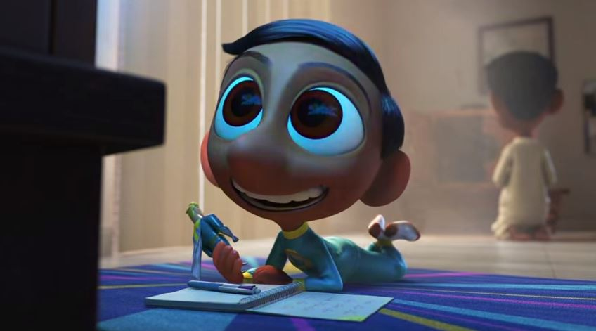 Here's the first clip from Sanjay's Super Team, the first Disney Pixar film with an Indian-American family