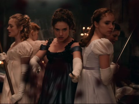 Watch: Jane Austen's Pride And Prejudice as you've never seen it before – with zombies!