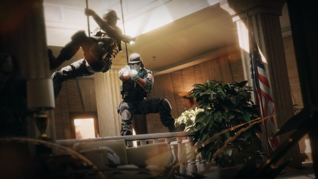 Rainbow Six Siege (PS4) - are you a bad enough dude to rescue the hostage?