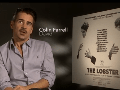 EXCLUSIVE: The Lobster star Colin Farrell claims he's never been on a date – ever