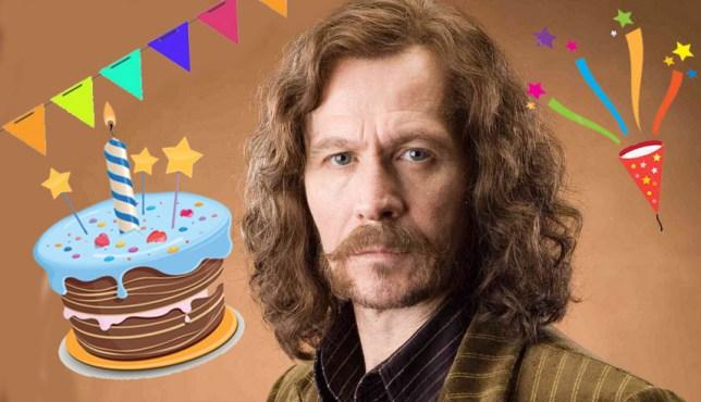 J.K. Rowling has revealed Sirius Black's birthday (Warner Bros/Metro)