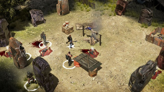 Wasteland 2: Director's Cut review – reminiscent of Fallout