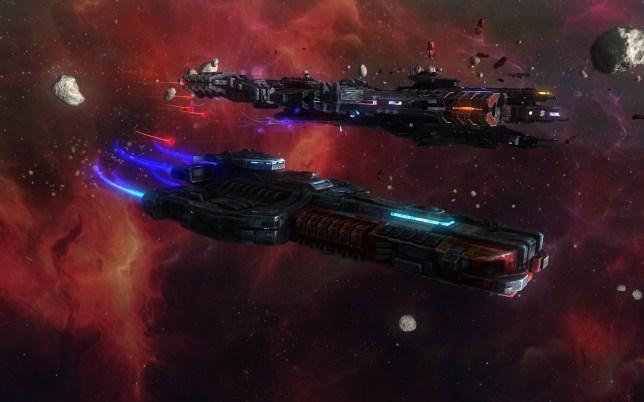 Rebel Galaxy (PC) - not quite Elite