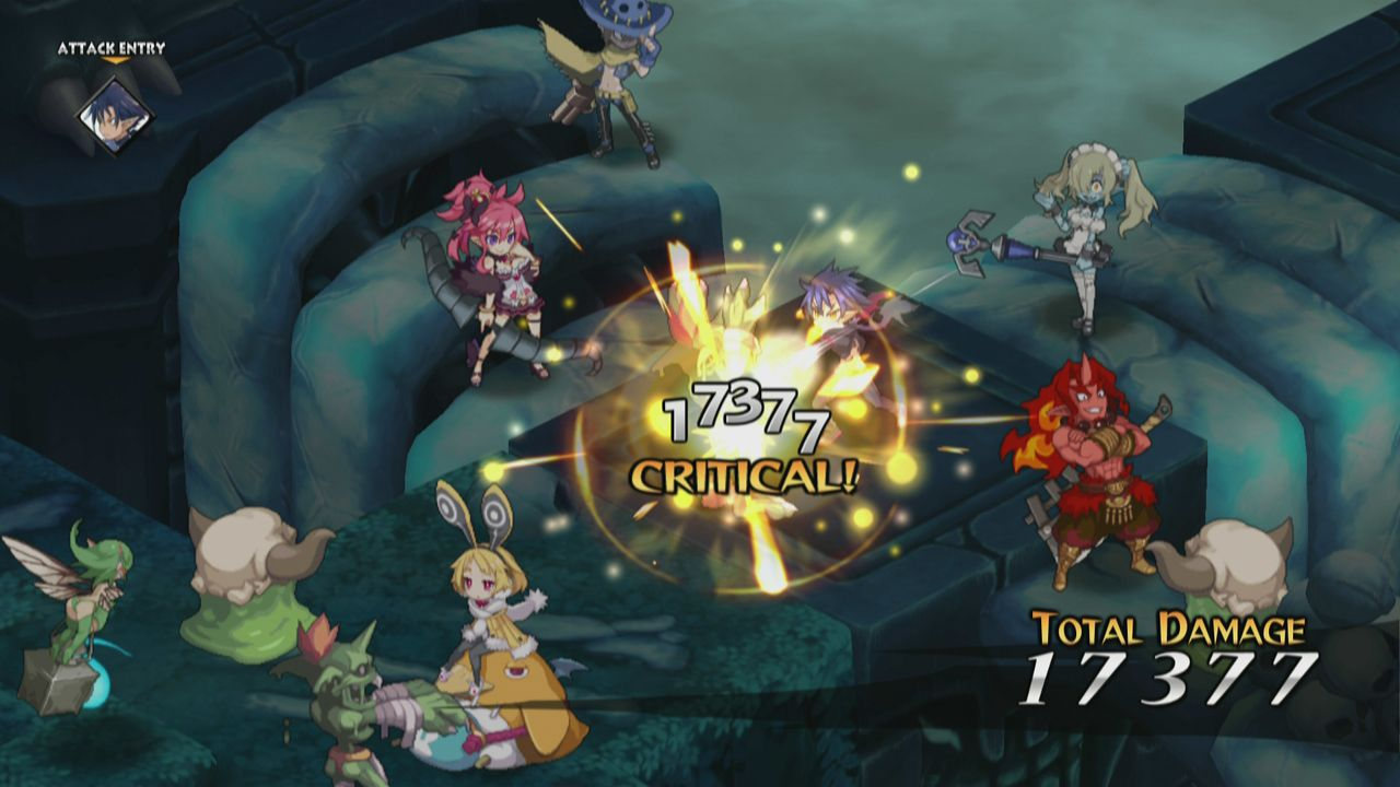 Disgaea 5: Alliance Of Vengeance (PS4) - funny strategy
