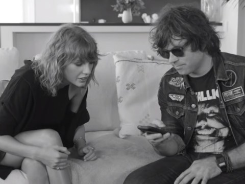 Taylor Swift interviewed by the dude who covered her entire 1989 album