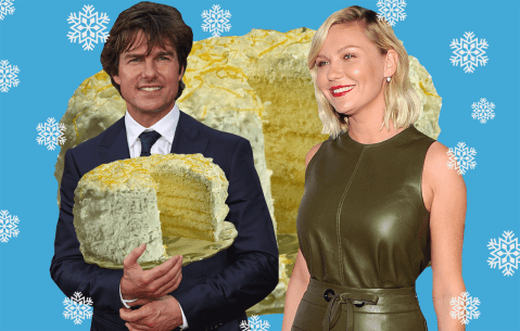 Tom Cruise sends Kirsten Dunst the most delicious-sounding gift every Christmas