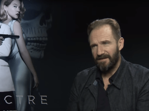 Watch: Ralph Fiennes tells journalist to 'f**k off' during Spectre interview