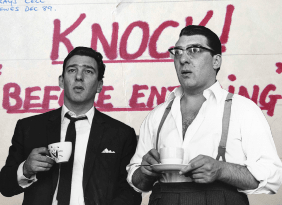You could own Reggie Kray's £10k diamond watch or his cranky cell door sign